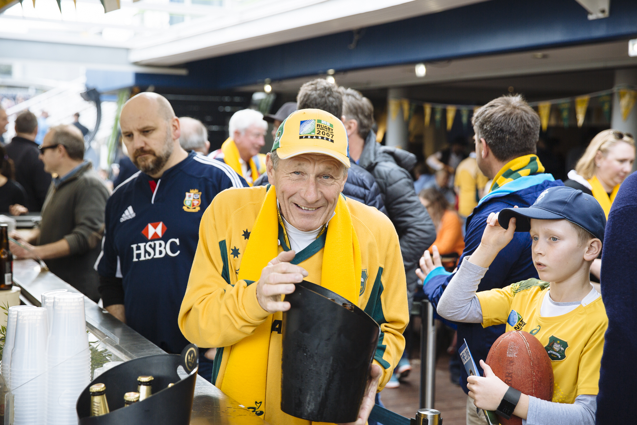 GAME DAY – WALLABIES
